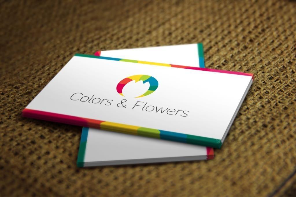 Colors & Flowers Логотип и фирменный стиль - дизайнер l-oleg-l