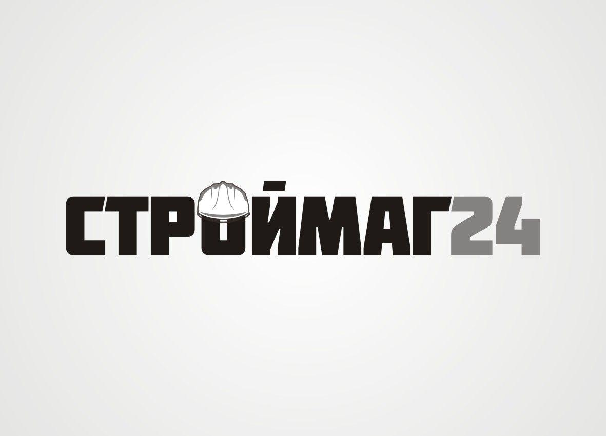 Лого и фирм стиль для Строймаг24 - дизайнер pashaglyoz