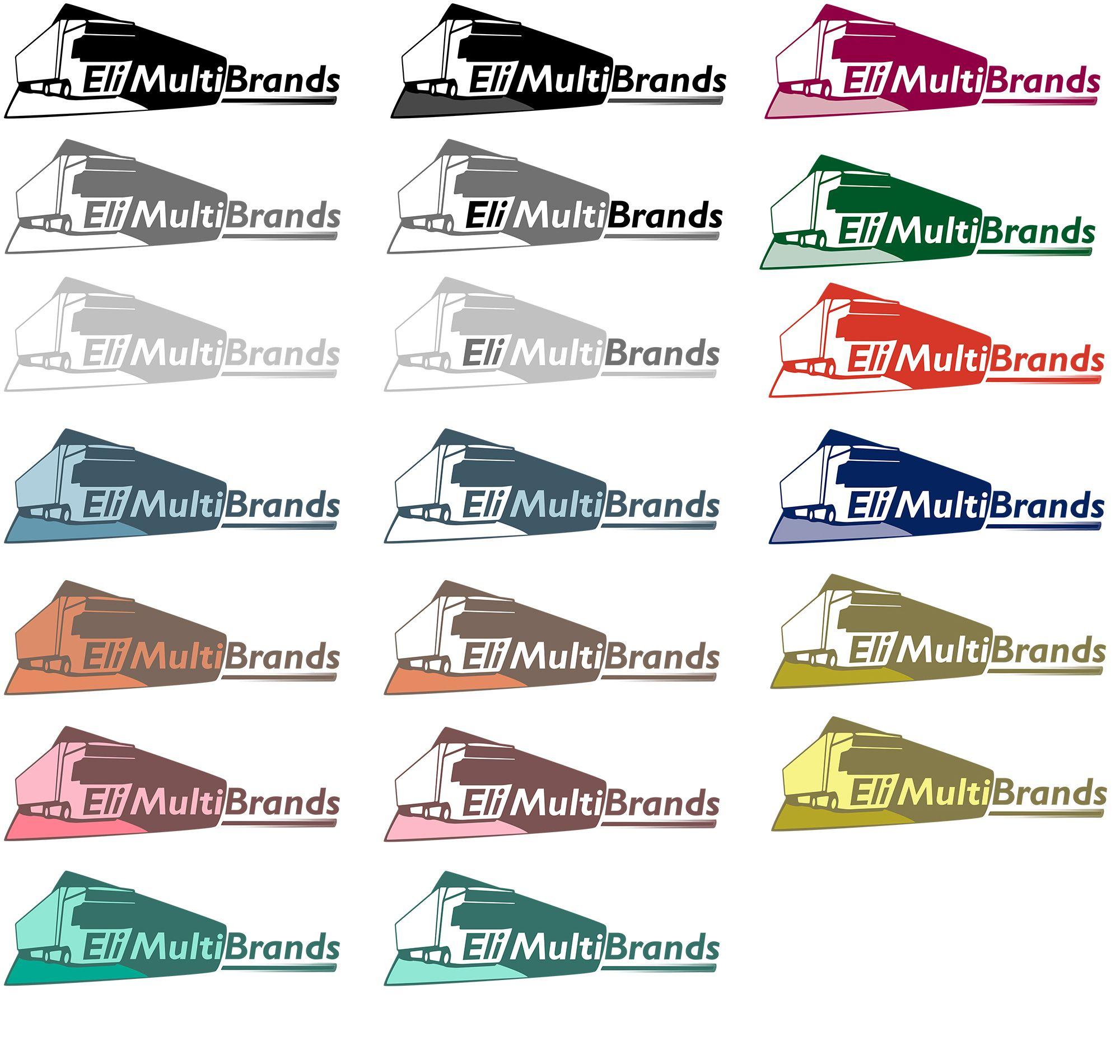 Логотип для компании ELI Multibrands - дизайнер kopych