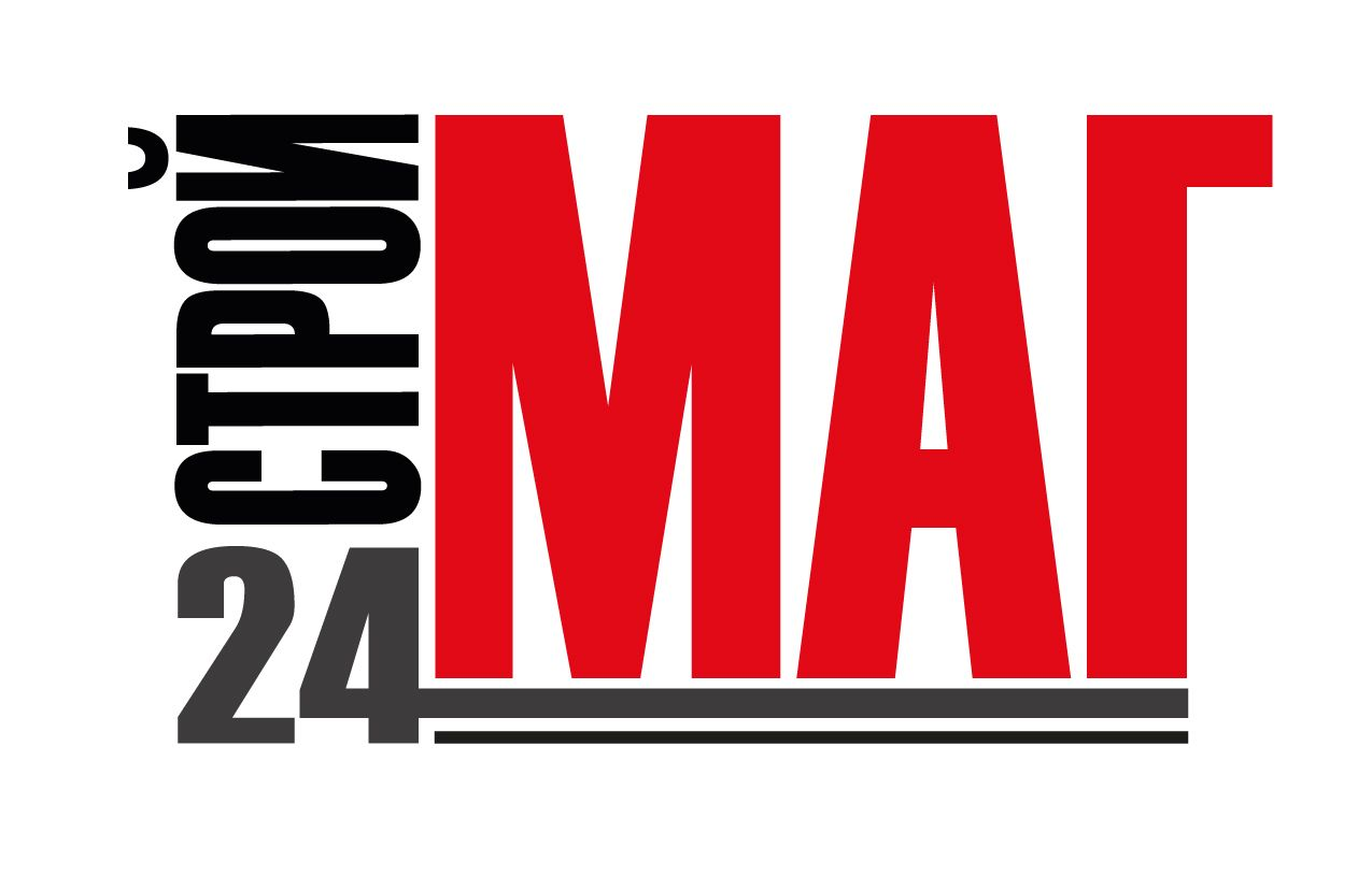 Лого и фирм стиль для Строймаг24 - дизайнер Kikimorra