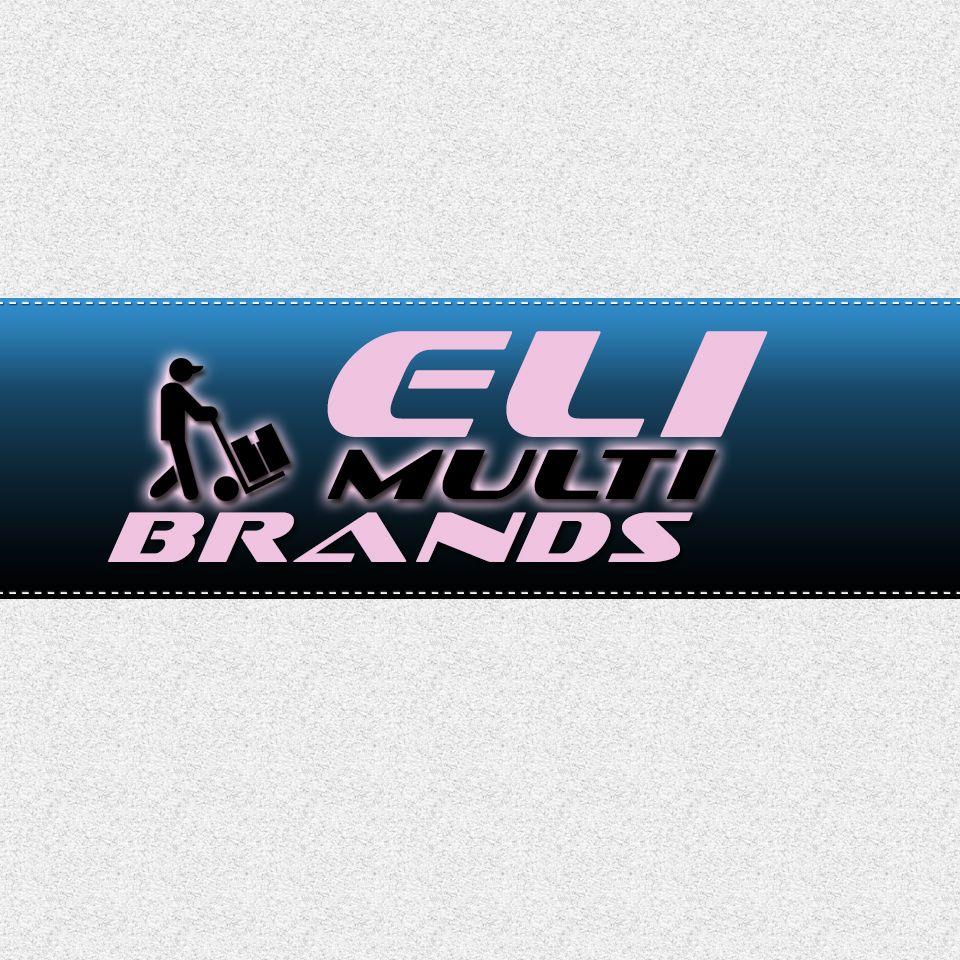 Логотип для компании ELI Multibrands - дизайнер Advokat72