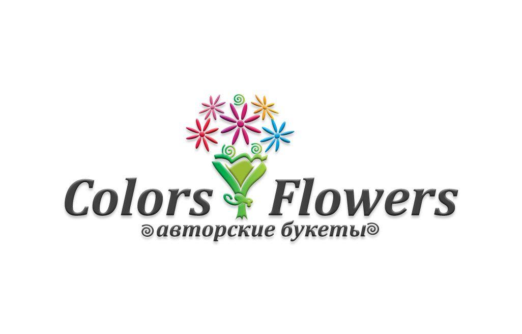 Colors & Flowers Логотип и фирменный стиль - дизайнер LiXoOnshade