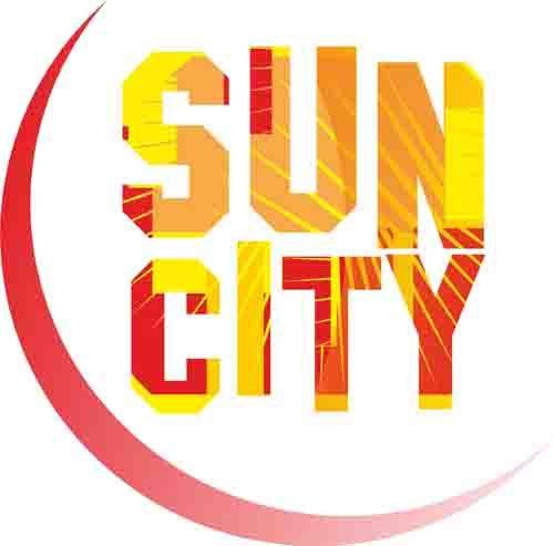 Логотип для солнечного города - дизайнер silverbox707