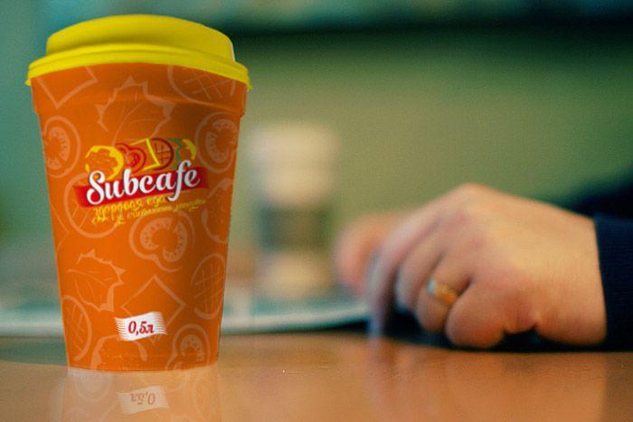 Кафе быстрого обслуживания (fast food) - дизайнер rammulka
