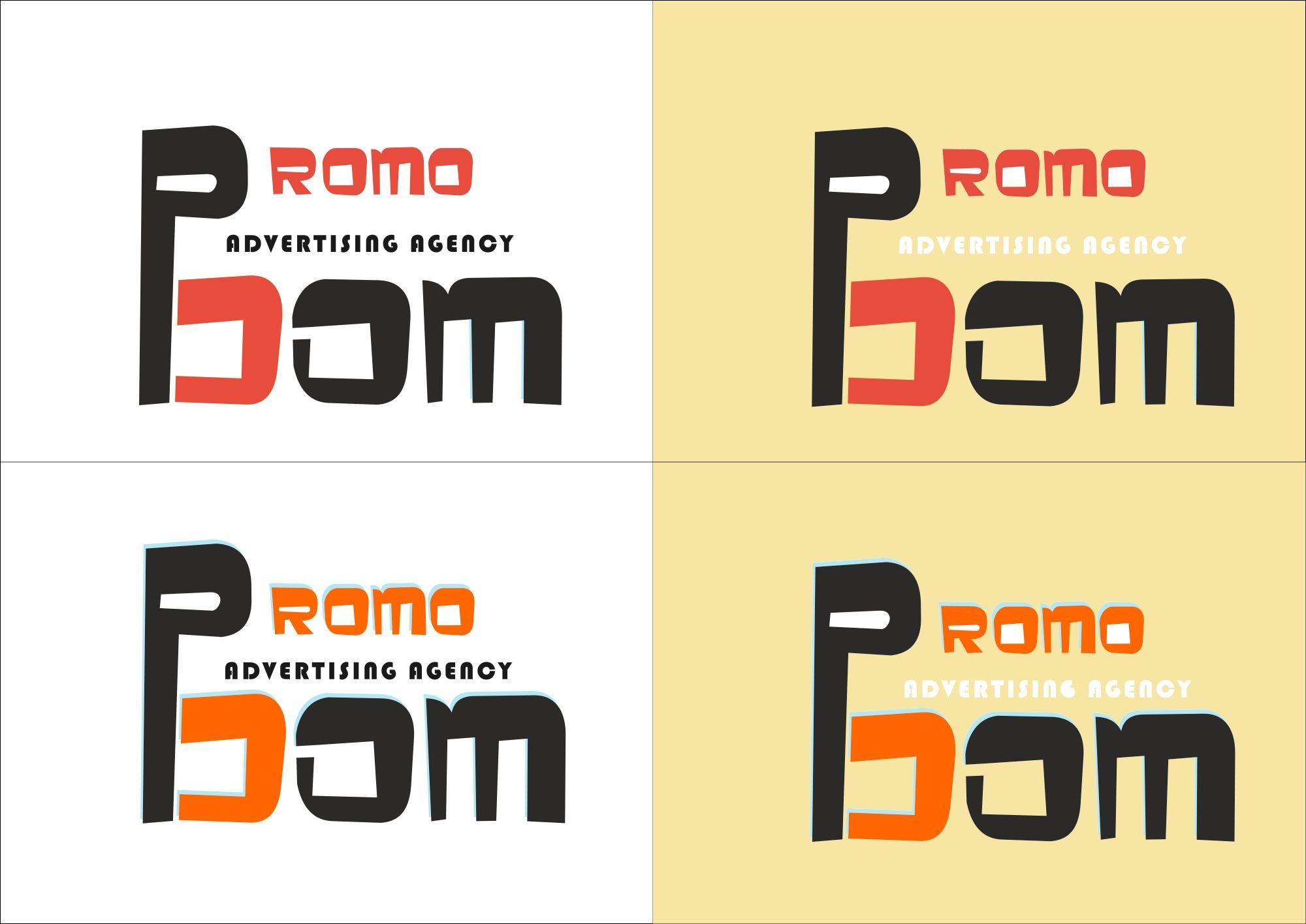 Логотип рекламного агентства - дизайнер saniams
