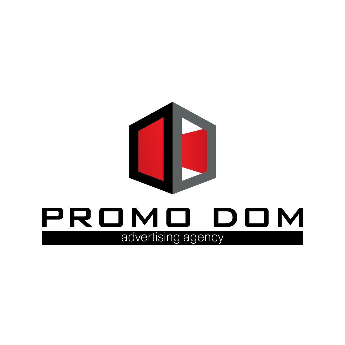 Логотип рекламного агентства - дизайнер kit-design