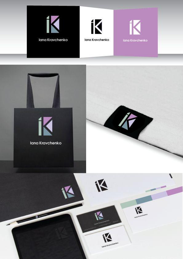 Логотипа и фир. стиля для дизайнера одежды - дизайнер peps-65