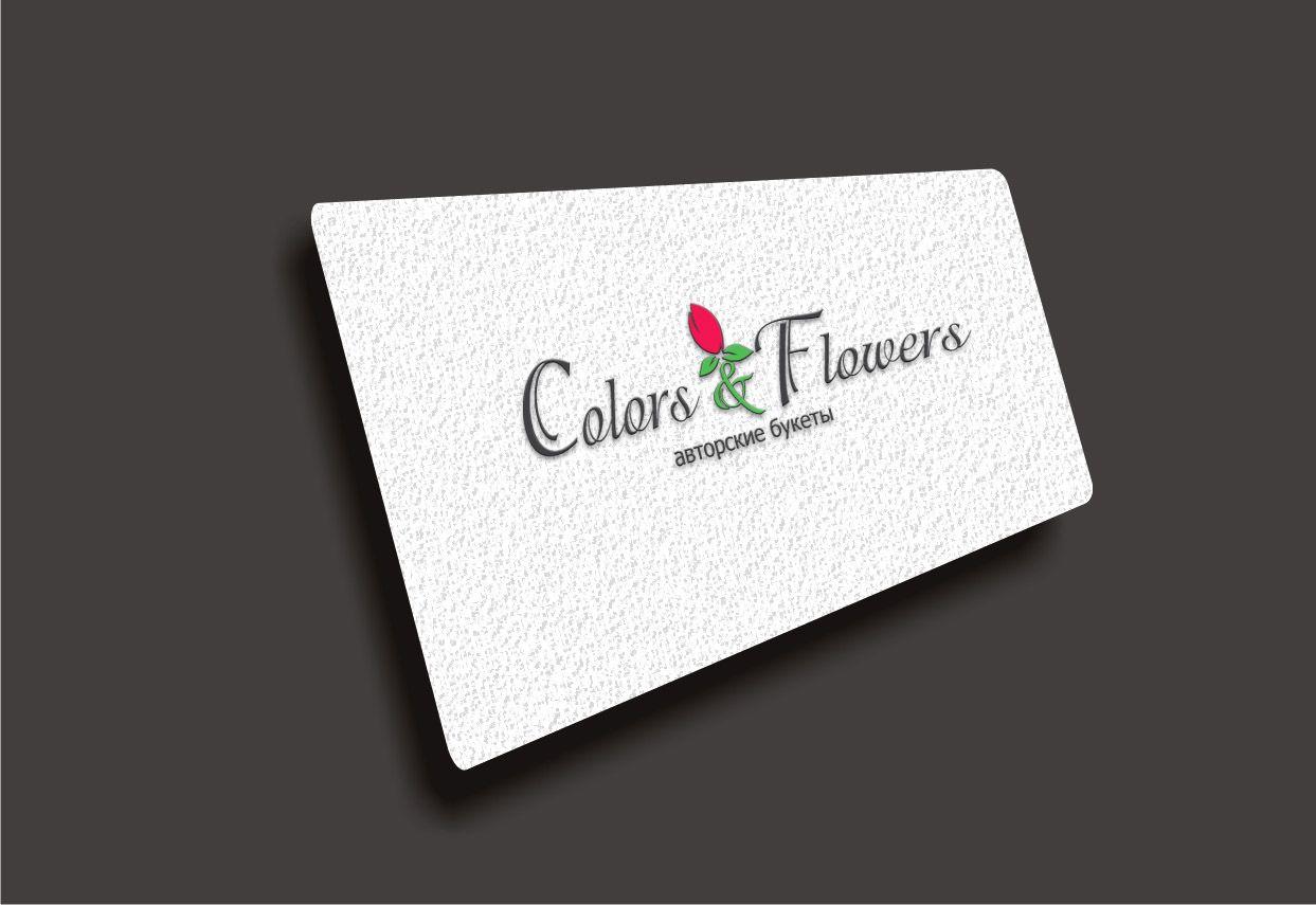 Colors & Flowers Логотип и фирменный стиль - дизайнер Lucknni