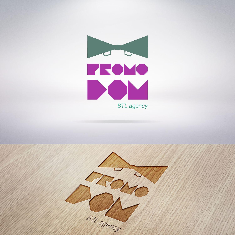 Логотип рекламного агентства - дизайнер Nostr