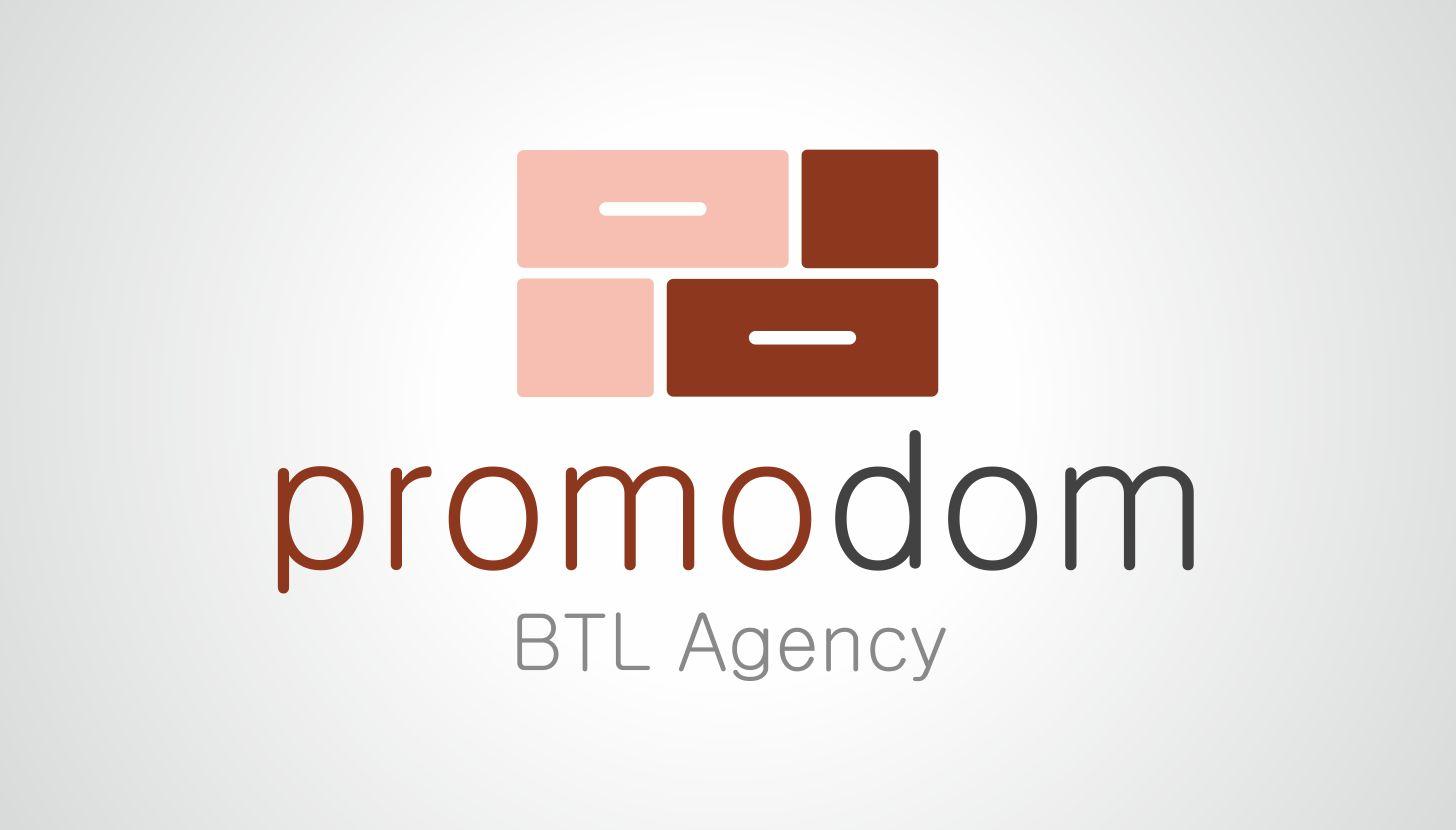 Логотип рекламного агентства - дизайнер ZhenyaMololkin