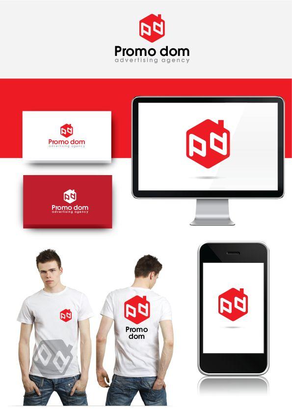 Логотип рекламного агентства - дизайнер peps-65