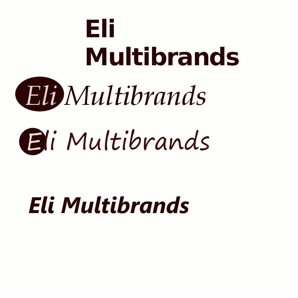 Логотип для компании ELI Multibrands - дизайнер eludia2