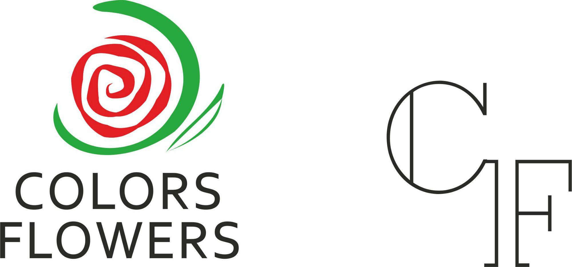 Colors & Flowers Логотип и фирменный стиль - дизайнер Humanoid_007