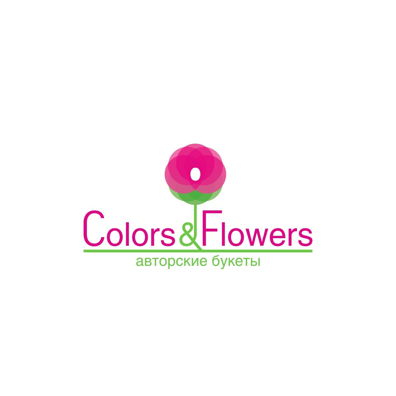 Colors & Flowers Логотип и фирменный стиль - дизайнер Fresh18