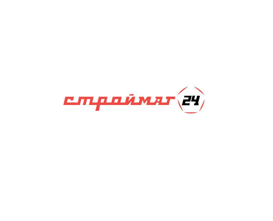 Лого и фирм стиль для Строймаг24 - дизайнер juli