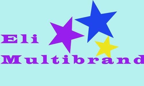 Логотип для компании ELI Multibrands - дизайнер Katericha