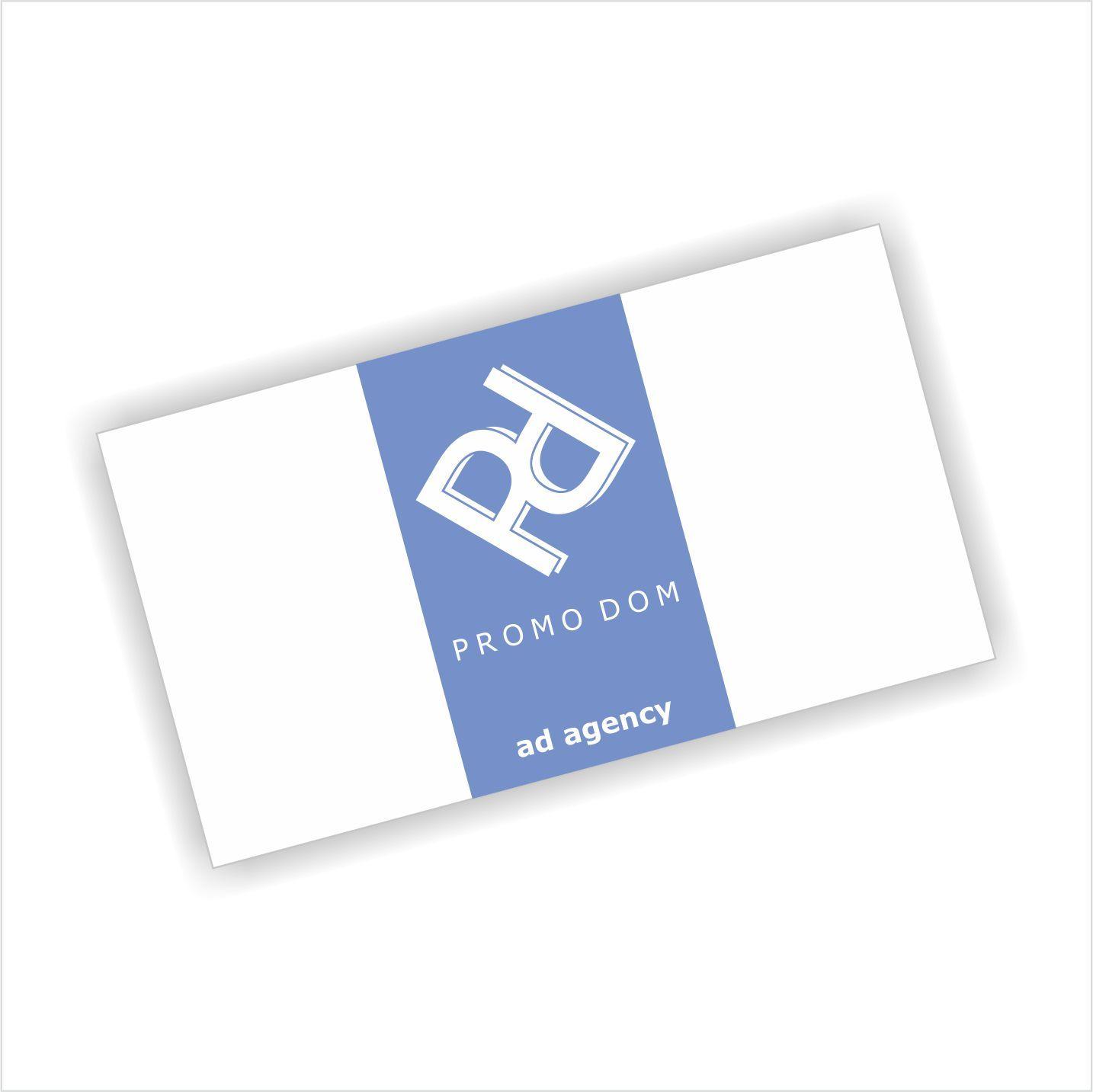 Логотип рекламного агентства - дизайнер PukavskyyR