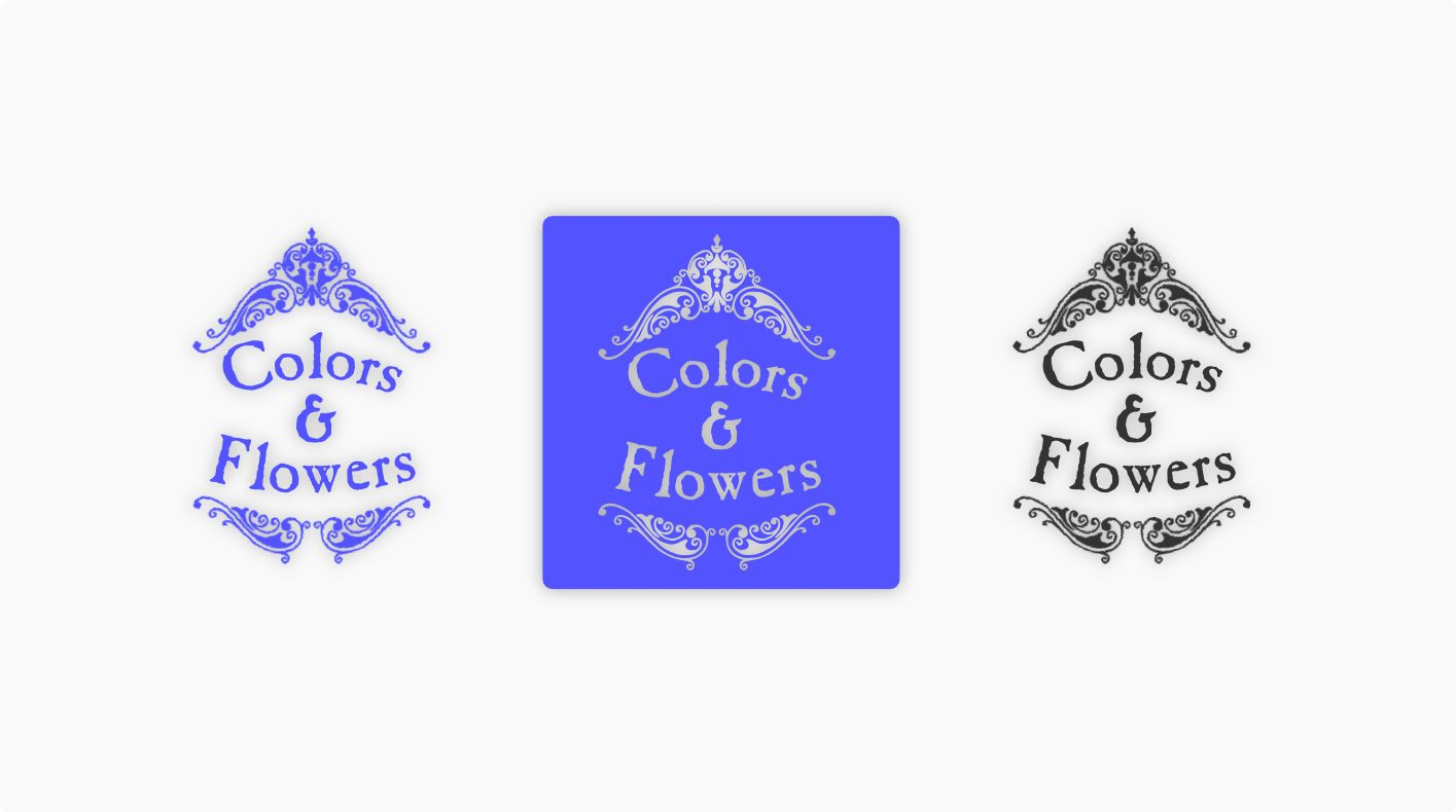 Colors & Flowers Логотип и фирменный стиль - дизайнер turboegoist