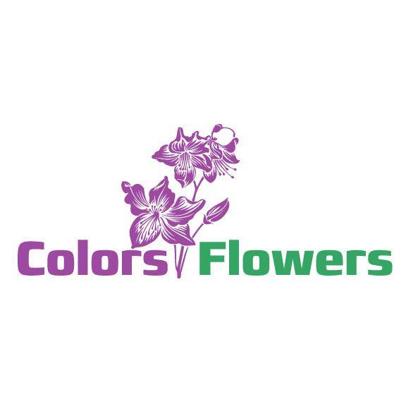 Colors & Flowers Логотип и фирменный стиль - дизайнер zhutol