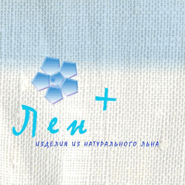 Логотип интернет-магазина ЛенПлюс - дизайнер Katericha