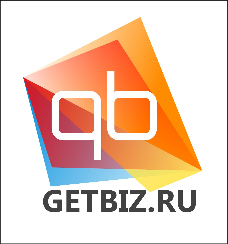 Логитип и презентация для сайта ГетБиз.ру - дизайнер La_persona