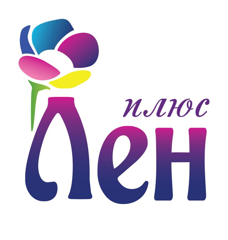 Логотип интернет-магазина ЛенПлюс - дизайнер valeriana_88
