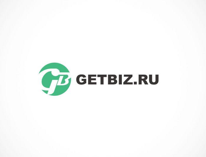 Логитип и презентация для сайта ГетБиз.ру - дизайнер goljakovai