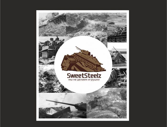 Лого и фирм. стиль для шоколадных военных моделей - дизайнер 1lvai