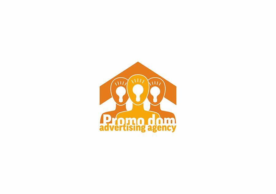 Логотип рекламного агентства - дизайнер NadinS
