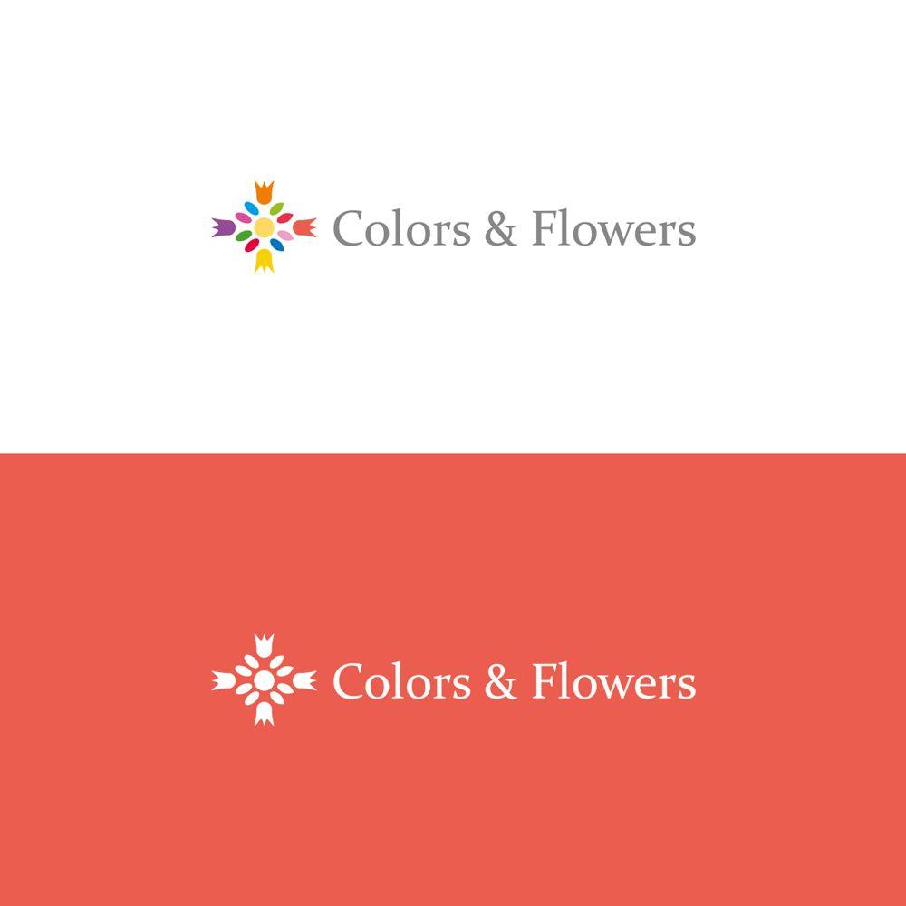 Colors & Flowers Логотип и фирменный стиль - дизайнер RealityOne