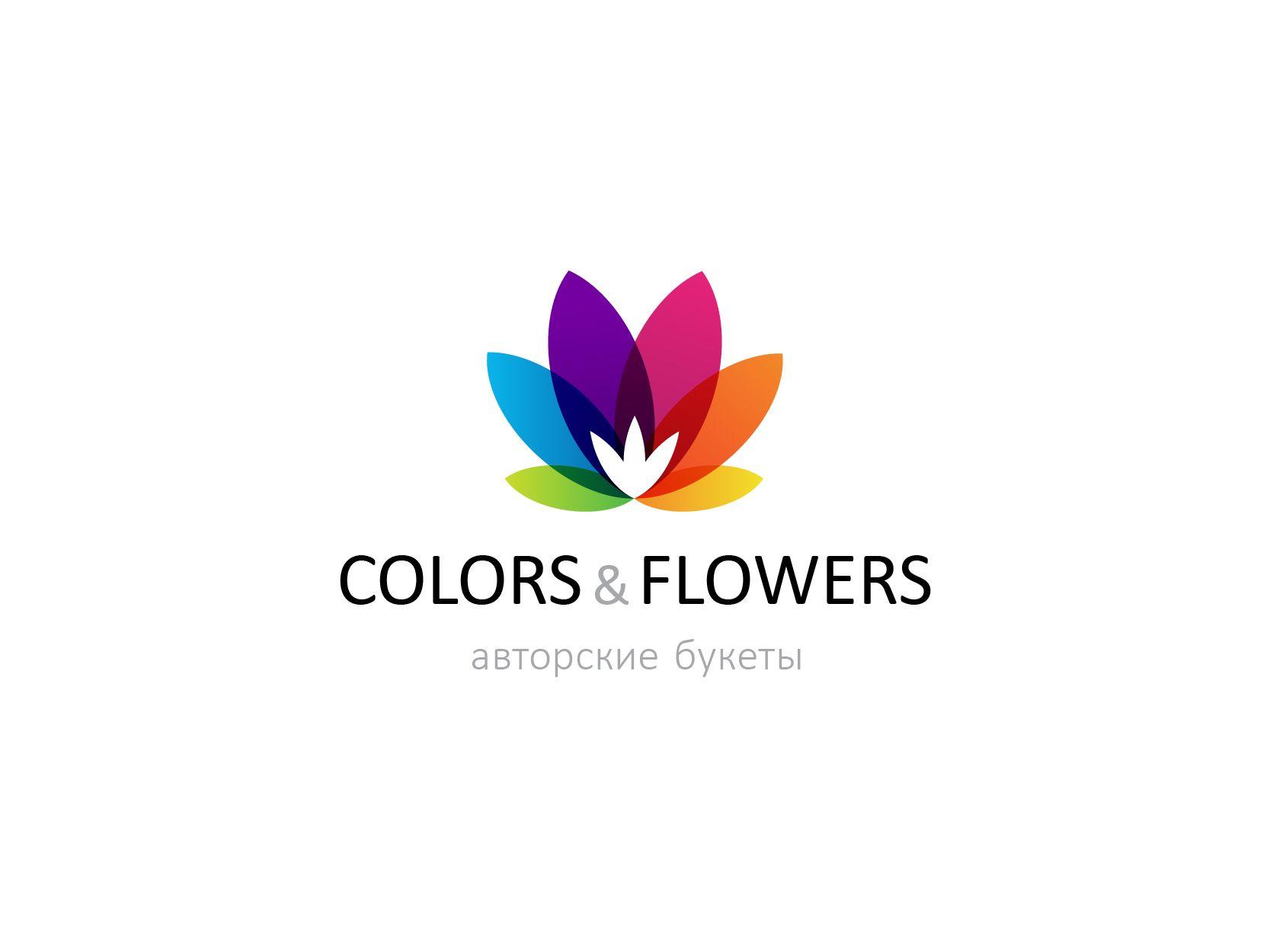 Colors & Flowers Логотип и фирменный стиль - дизайнер this_optimism