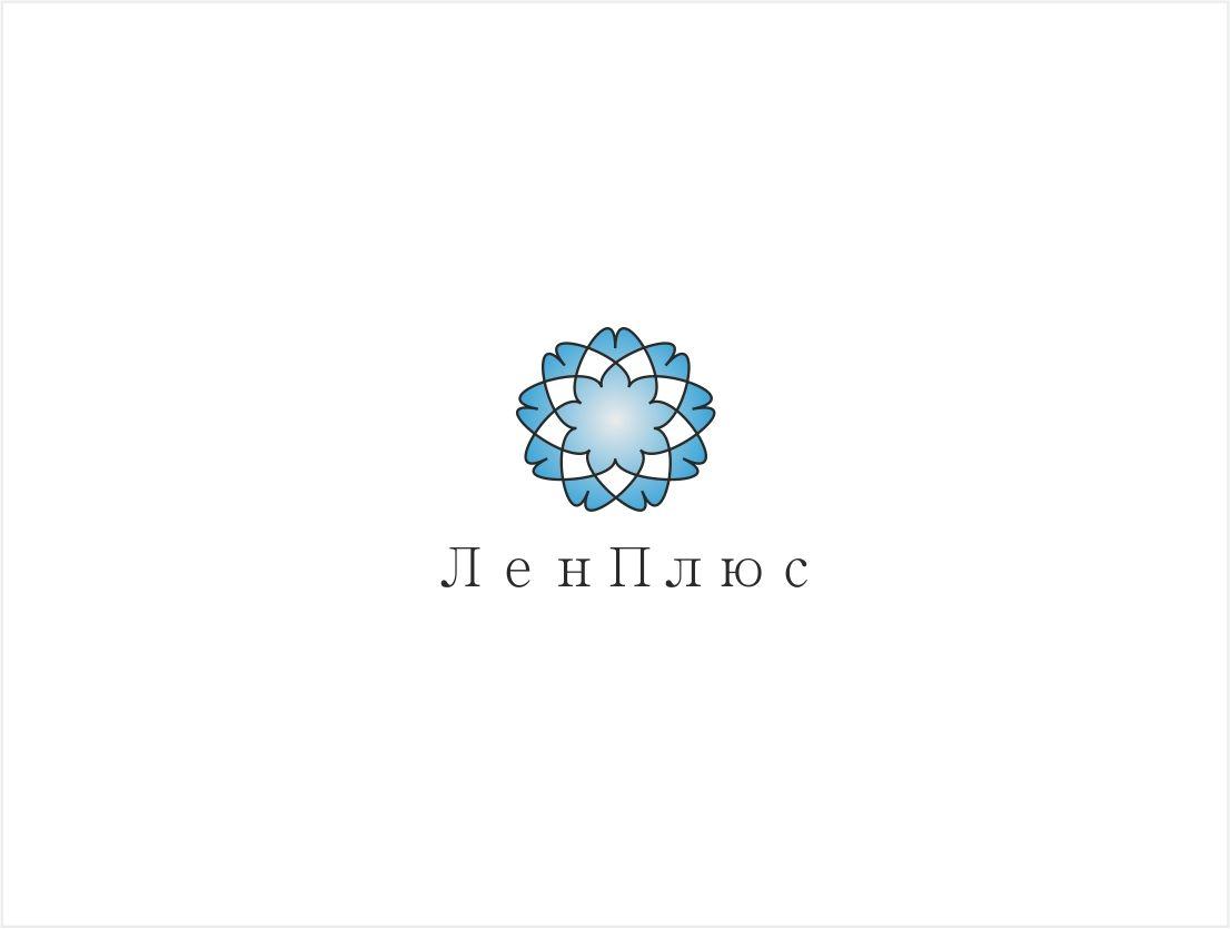 Логотип интернет-магазина ЛенПлюс - дизайнер Batishev