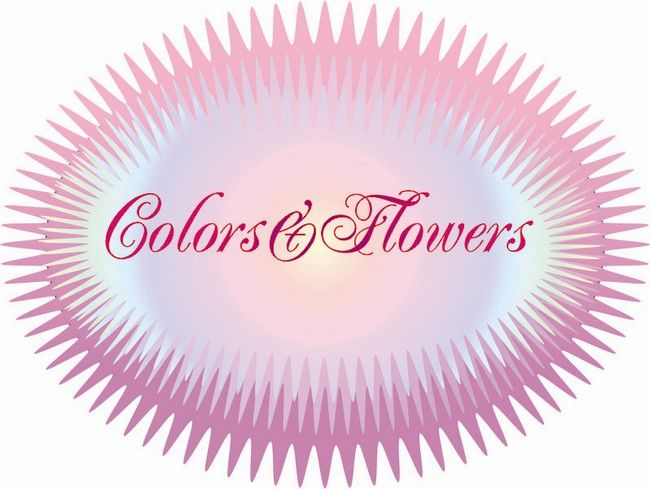 Colors & Flowers Логотип и фирменный стиль - дизайнер Marselsir