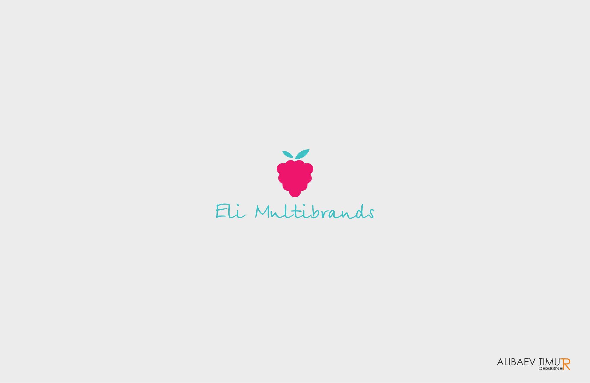 Логотип для компании ELI Multibrands - дизайнер tahalibaev