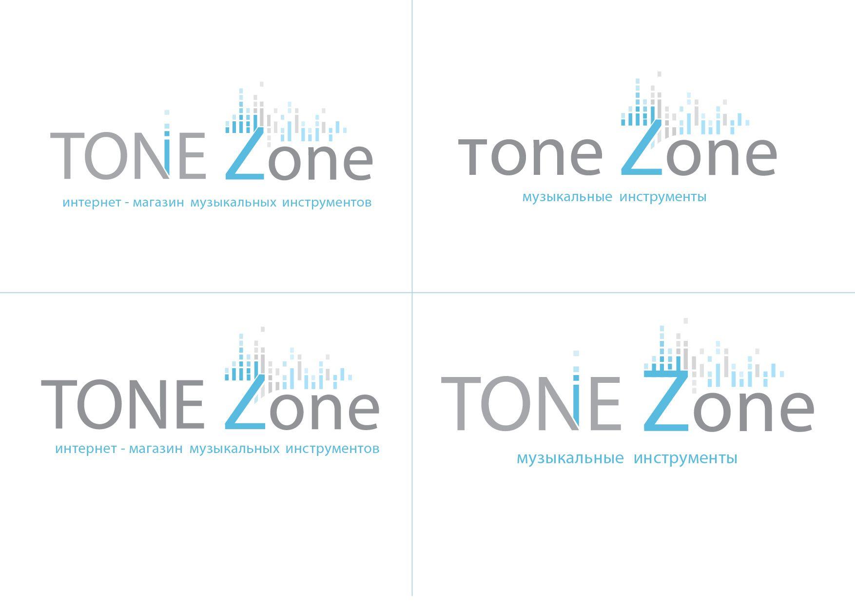 Лого и фирм. стиль инет-магазина муз. инструментов - дизайнер Masha