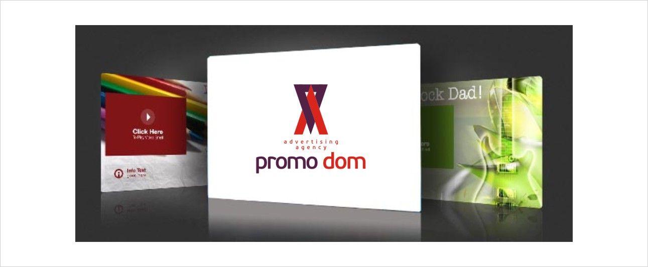 Логотип рекламного агентства - дизайнер arank