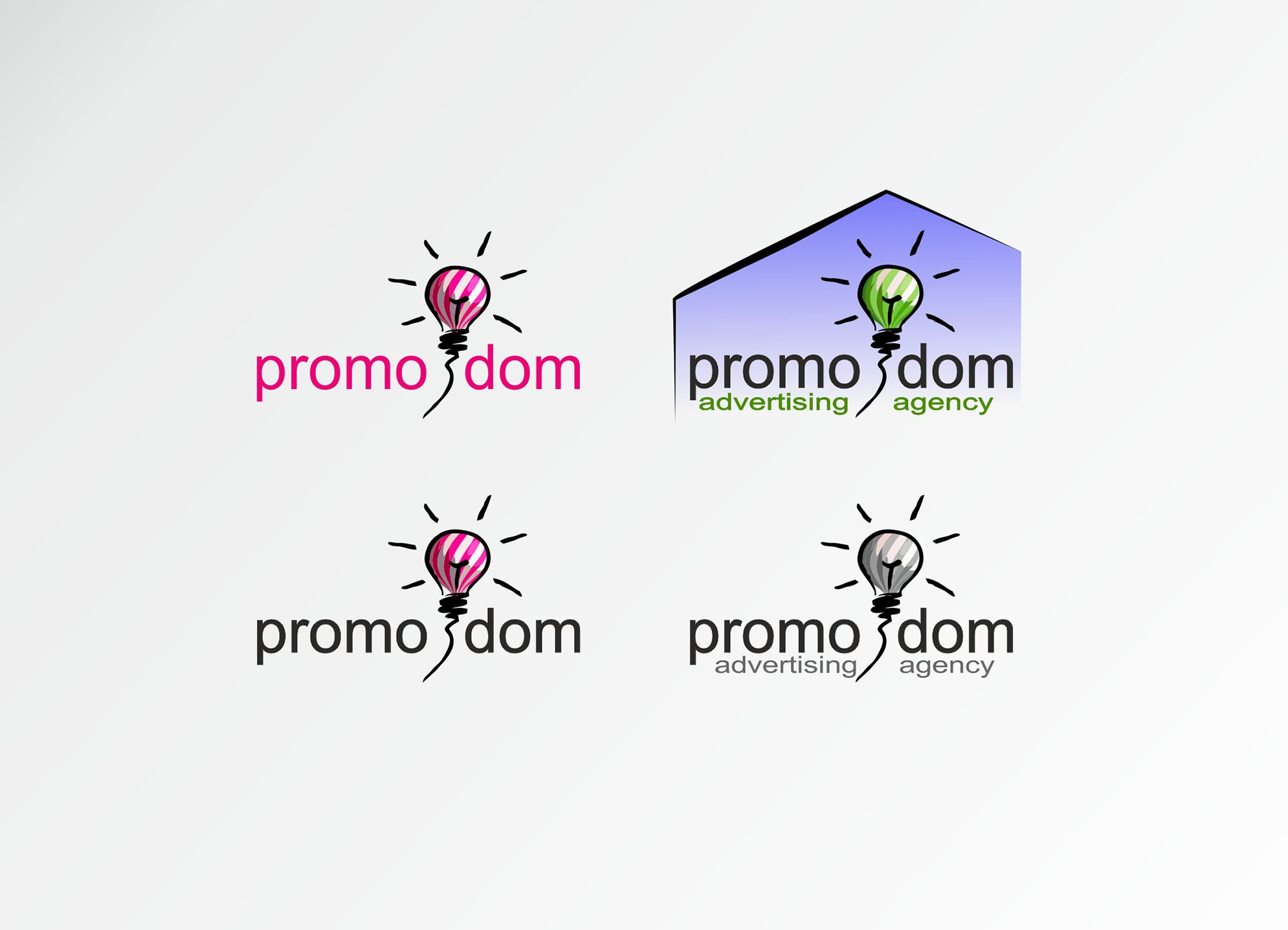 Логотип рекламного агентства - дизайнер vesna