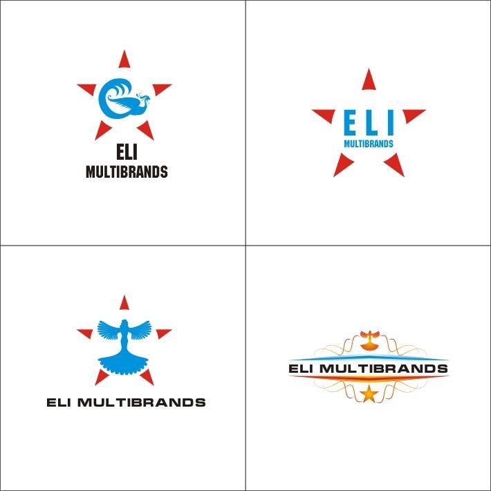 Логотип для компании ELI Multibrands - дизайнер madamdesign