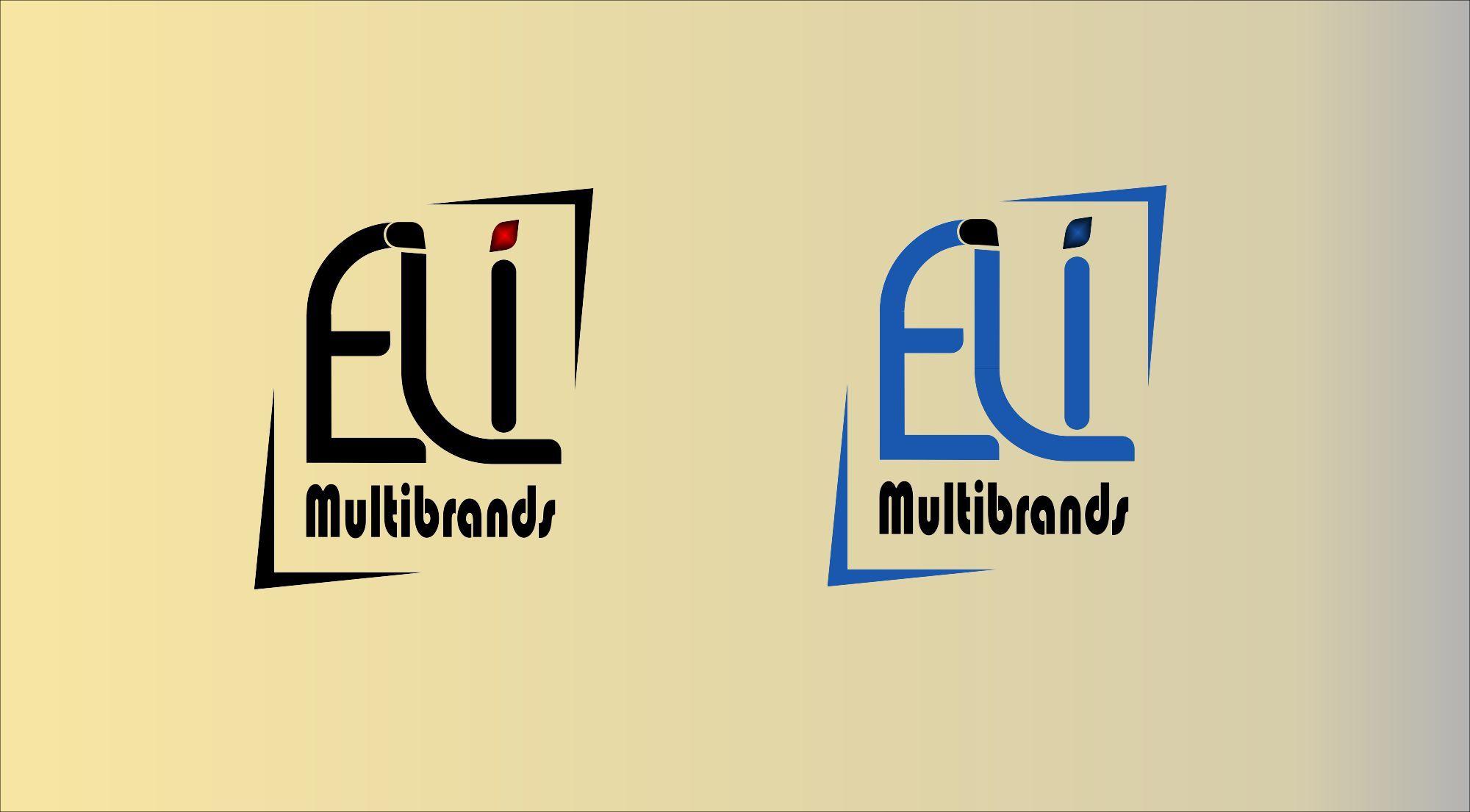 Логотип для компании ELI Multibrands - дизайнер saniams