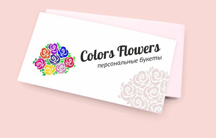 Colors & Flowers Логотип и фирменный стиль - дизайнер Lara2009