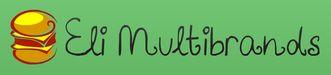 Логотип для компании ELI Multibrands - дизайнер EvaNeklud