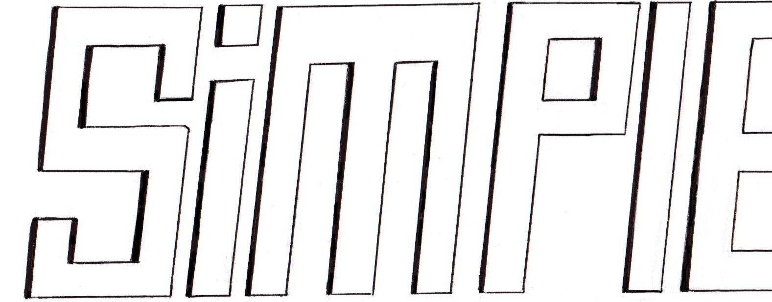 Лого для Simple. Компания по продаже автозапчастей - дизайнер snarya1