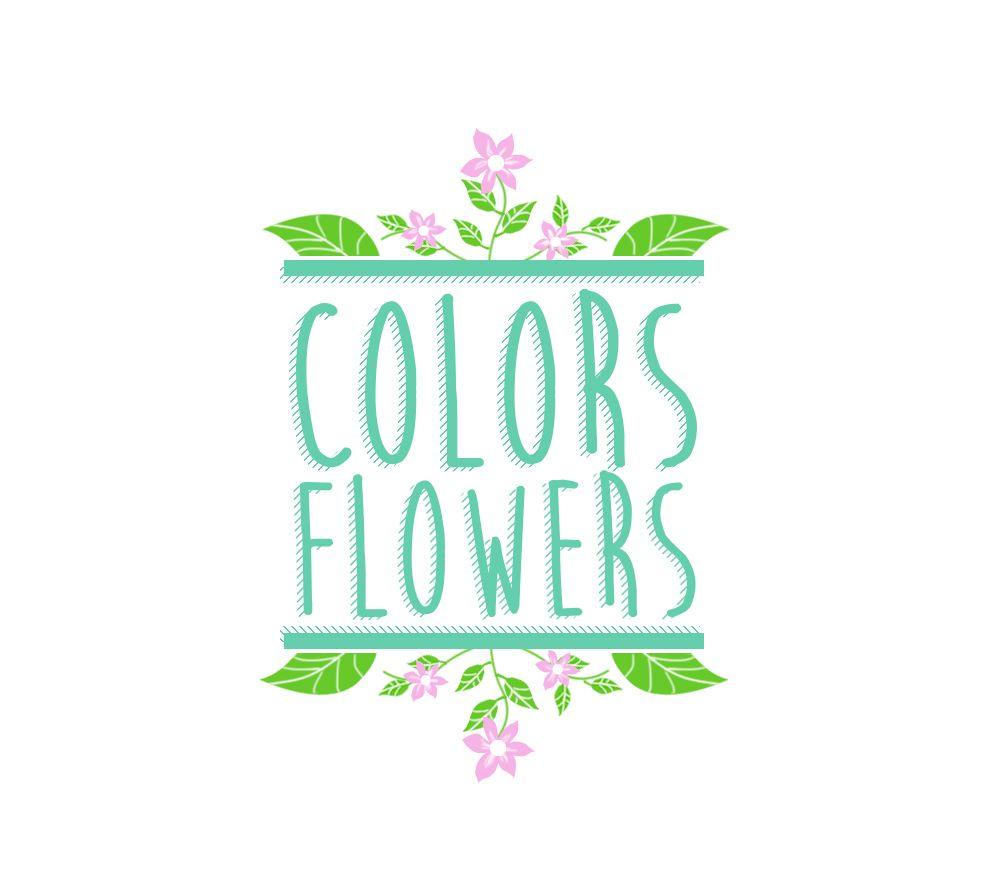 Colors & Flowers Логотип и фирменный стиль - дизайнер Kidamaru