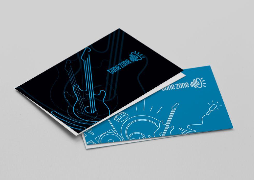 Лого и фирм. стиль инет-магазина муз. инструментов - дизайнер -DeSerge-