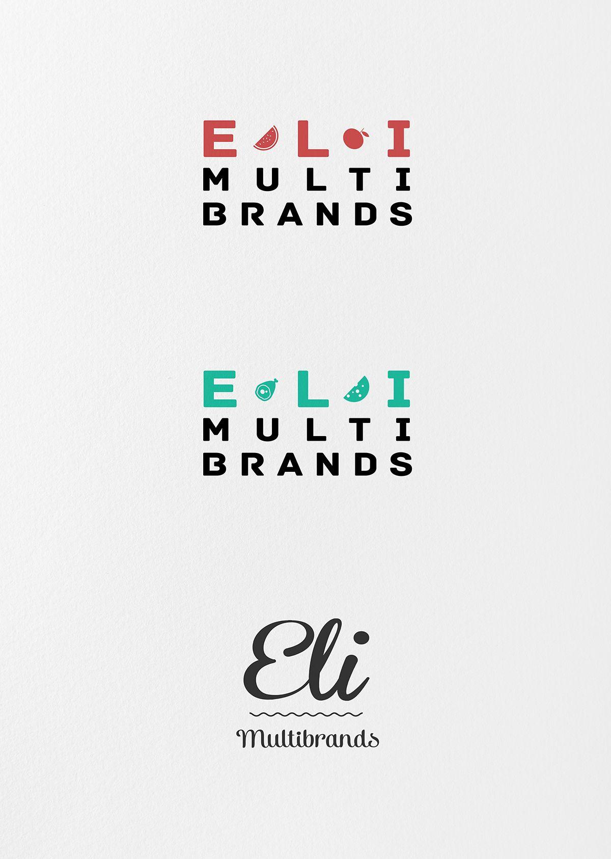 Логотип для компании ELI Multibrands - дизайнер samgrin