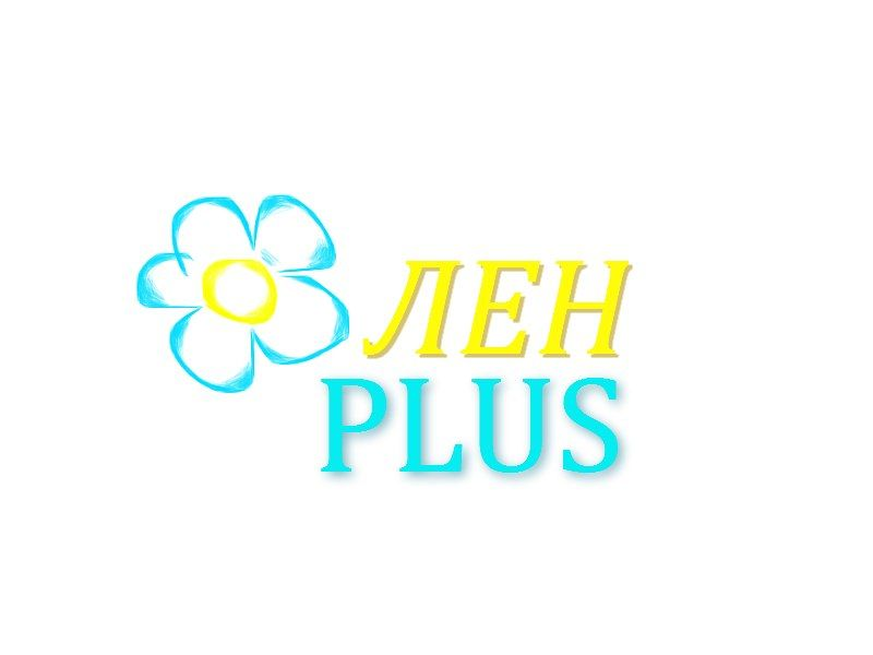 Логотип интернет-магазина ЛенПлюс - дизайнер Ekaterina111