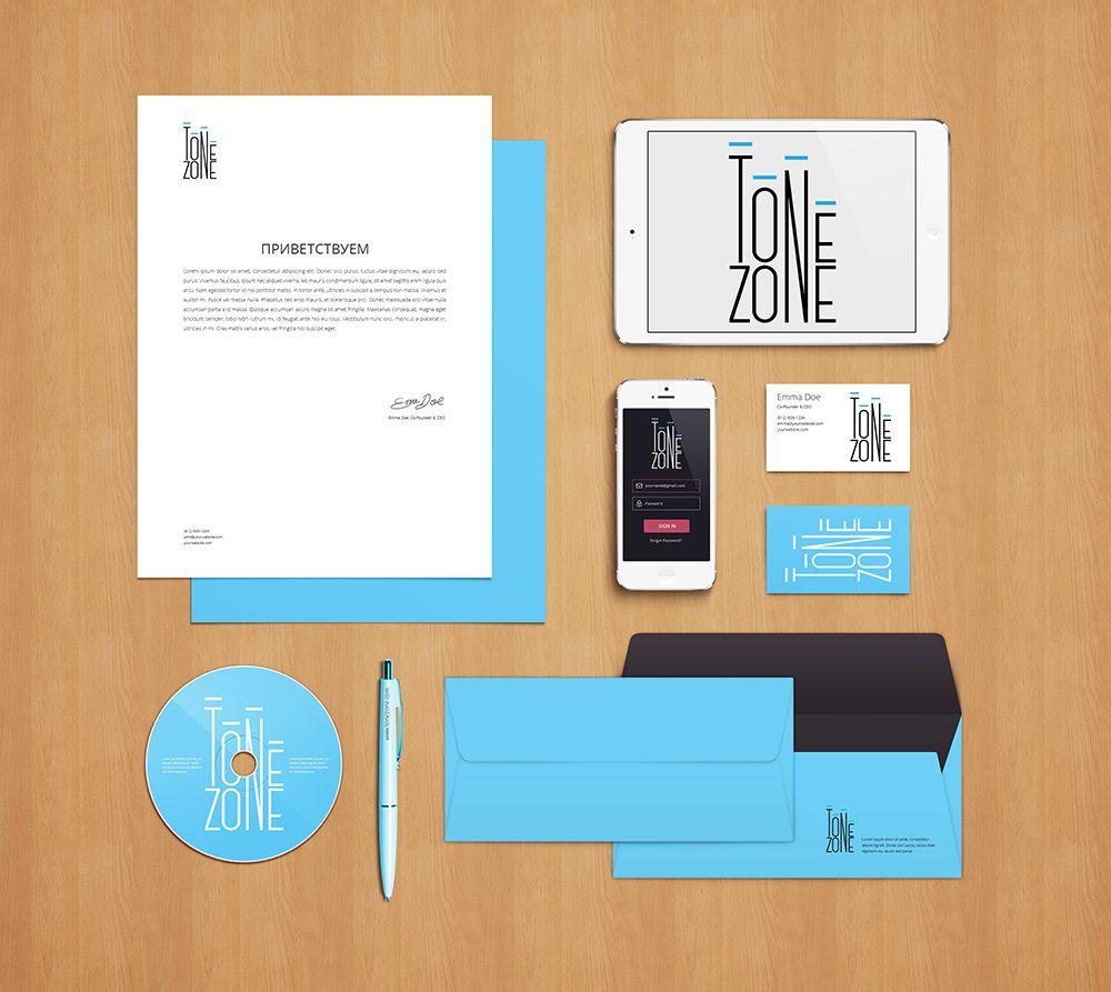 Лого и фирм. стиль инет-магазина муз. инструментов - дизайнер Taio
