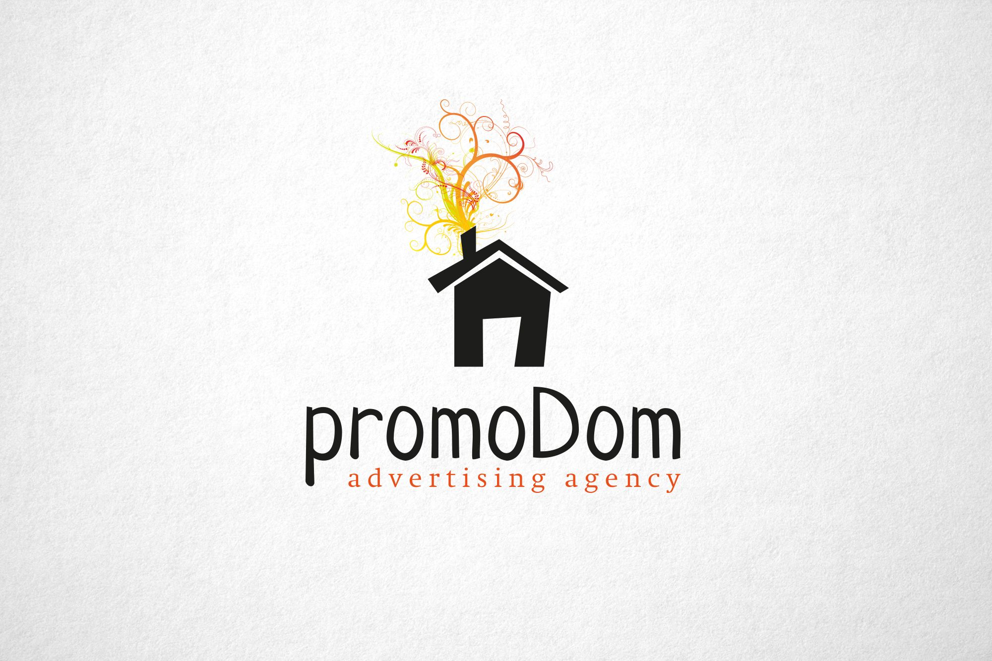 Логотип рекламного агентства - дизайнер funkielevis