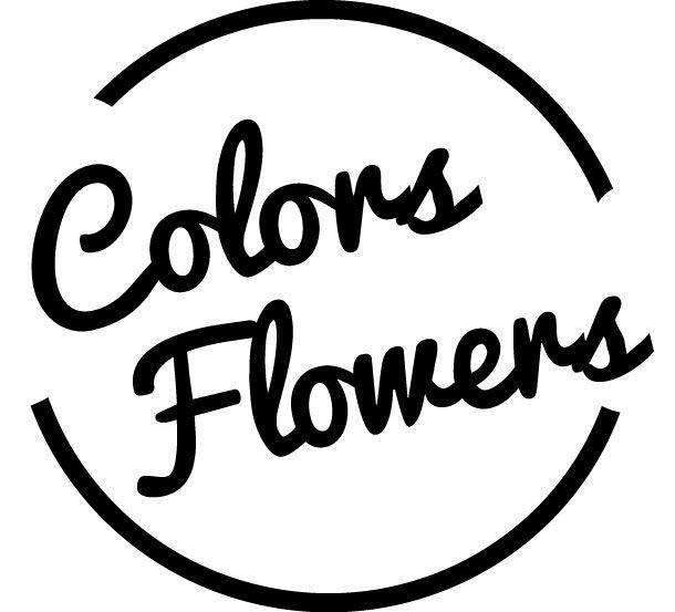 Colors & Flowers Логотип и фирменный стиль - дизайнер bestIdead