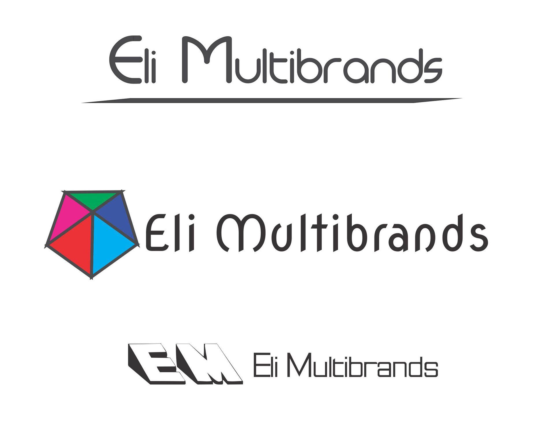 Логотип для компании ELI Multibrands - дизайнер emokobra